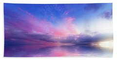 Close To Infinity Beach Towel