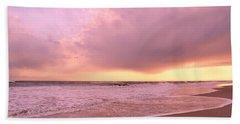 Cloud And Water Beach Sheet