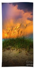 Cloud Colors Beach Towel