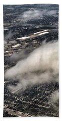 Cloud Dragon Beach Towel