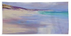 Cloud Reflections Beach Towel