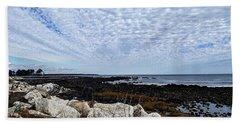 Cloud Show Beach Sheet