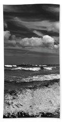 Cloud Sound Drama Beach Sheet