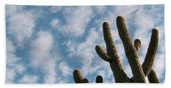 Cloud Watchers 2 Beach Sheet