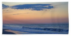 Beach Towel featuring the photograph Clouded Pre Sunrise by  Newwwman