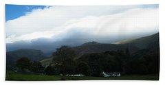 Cloudy Hills Beach Sheet