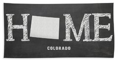 Co Home Beach Towel