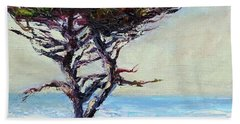 Coast Cypress Beach Towel
