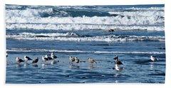 Coastal Fly-in Beach Towel