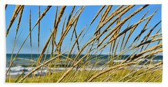 Coastal Relaxation Beach Towel