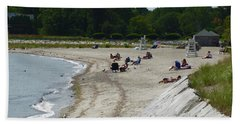 Coastal Retreat Beach Towel