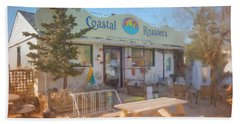 Coastal Roasters Beach Towel