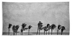 Coastal Winds Beach Towel