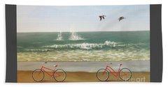 Coasting Beach Towel