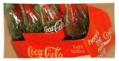 Coca Cola 8 Pack Beach Towel