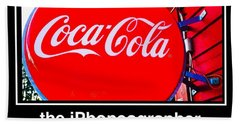 Coca-cola Beach Towel