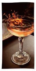 Cocktail Dazzle Beach Sheet