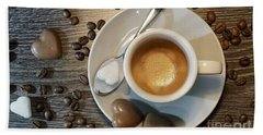 Coffee #1 Beach Sheet