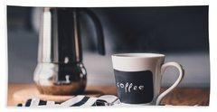 Coffee #5  Beach Sheet