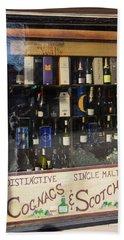 Cognacs And Scotches Beach Sheet