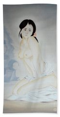 Cold Beauty Beach Towel