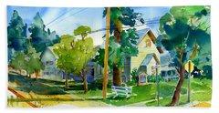 Colfax Methodist Church Beach Sheet