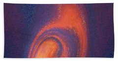 Color Abstraction Xlii Beach Towel