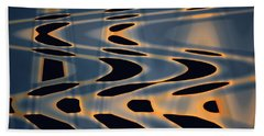 Color Abstraction Xxiv  Beach Towel