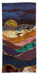 Color Fields Beach Towel