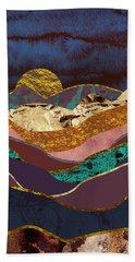 Color Fields Beach Towel by Katherine Smit