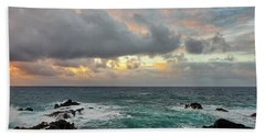 Color In Maui Beach Towel
