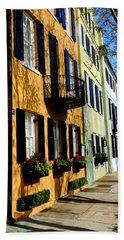 Color Of Charleston Beach Towel