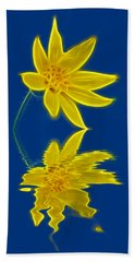 Beach Towel featuring the photograph Colorado Wildflower by Shane Bechler