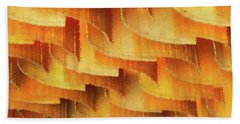 Colorful Bamboo Ceiling- China Beach Towel