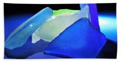 Colorful Sea Glass Beach Sheet