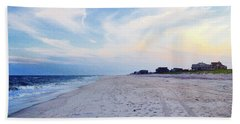Colorful Sky Beach Sheet