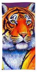 Colorful Tiger Beach Sheet