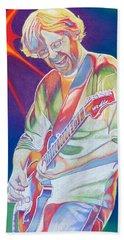 Colorful Trey Anastasio Beach Towel