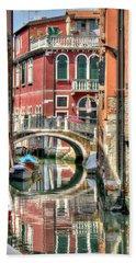 Colorful Venice  Beach Sheet