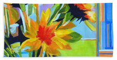 Colors Always On My Mind Beach Towel