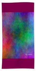 Colors Beach Towel