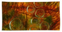 Colors Of Nature 10 Beach Towel