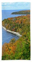 Colors Of Peninsula Beach Sheet