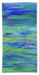 Colors Of Summer Beach Sheet