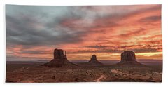 Colors Of The Past Beach Towel by Jon Glaser