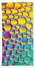 Colour Full Beach Sheet by Tim Gainey
