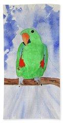 Female Parrot Beach Sheet