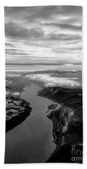 Columbia River Gorge Beach Towel