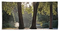 Beach Towel featuring the photograph Come On Spring by Phil Mancuso