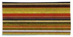 Comfortable Stripes Vl Beach Towel
